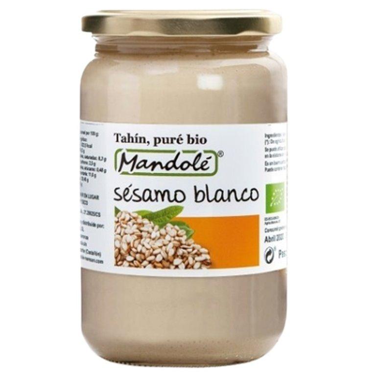 Tahin Blanco Crudo Bio 675g