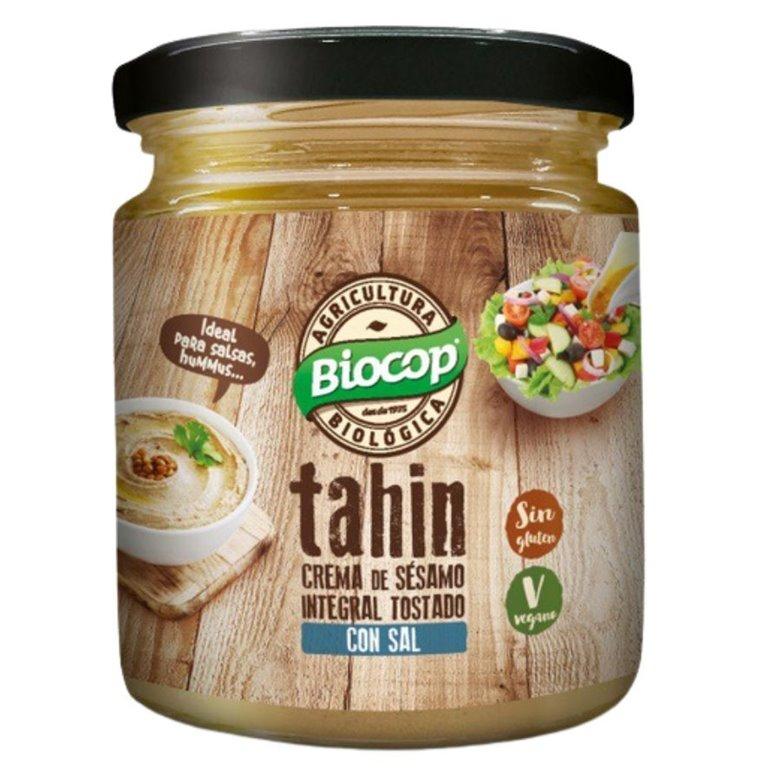 Tahin Tostado Integral con Sal Bio 225g