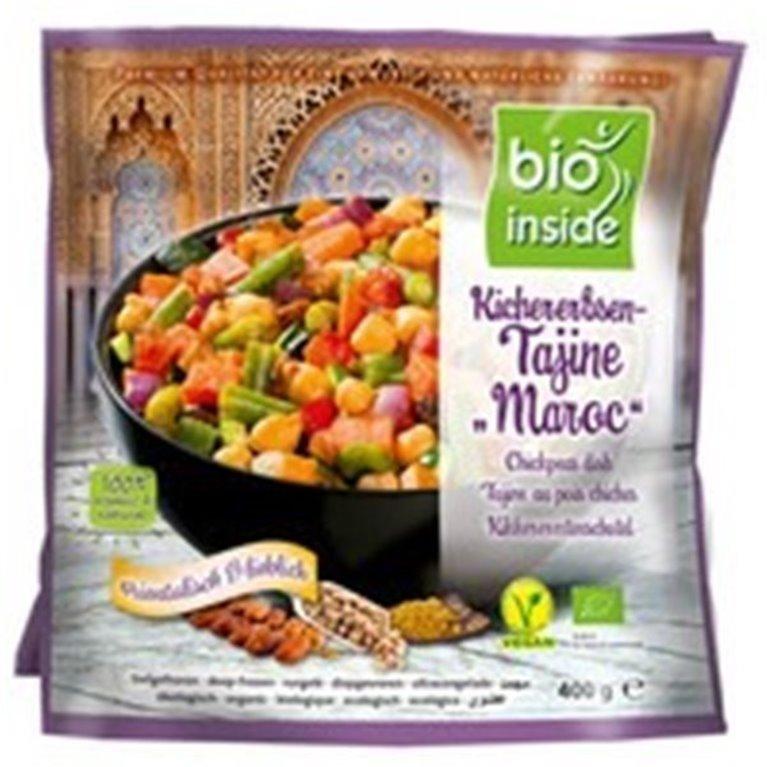 Tajin garbanzos y verduras, 400 gr
