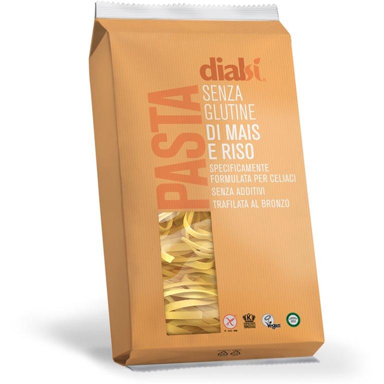 Tagliatelle de Maíz y Arroz Sin Gluten 250g, 1 ud