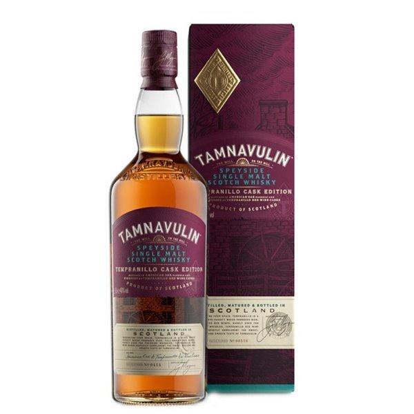 TAMNAVULIN TEMPRANILLO CASK 1L. + ESTUCHE