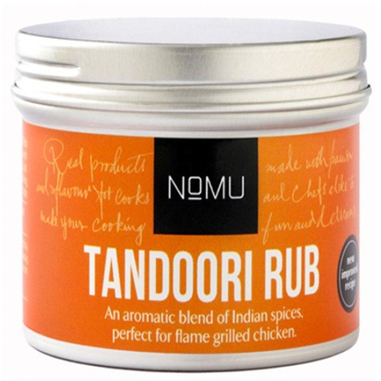 Tandoori Rub 60gr. NoMU. 8un., 1 ud