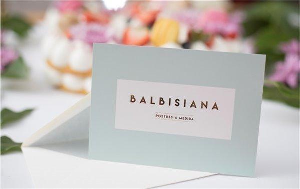 Tarjeta Balbisiana