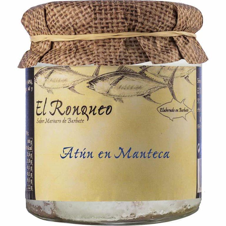 Tarro de Atún en Manteca
