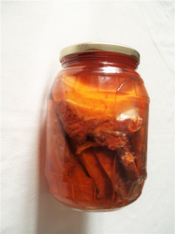 Tarro de lomo de la olla, 1 ud
