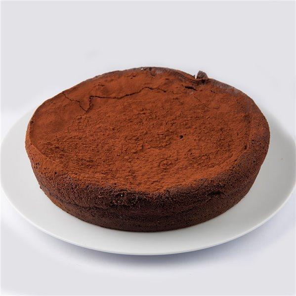 Tarta con chocolate BCN