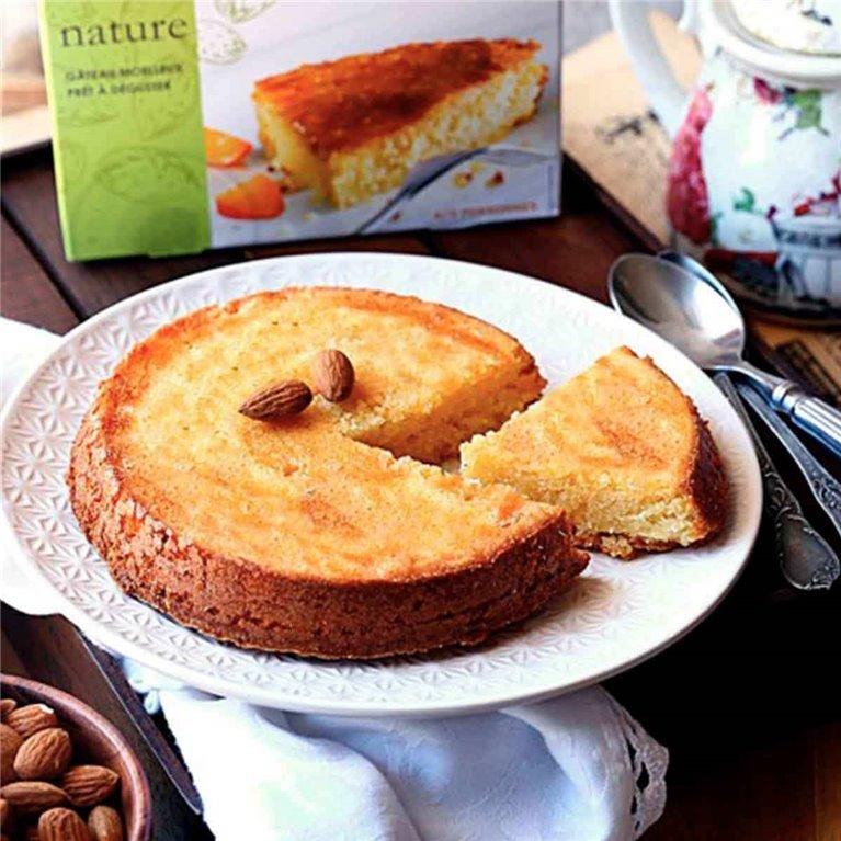 Almond Cake (gluten free) Biscuiterie de Provence