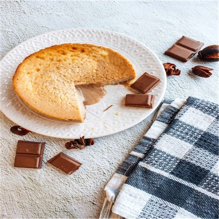 Cheesecake Best chocolate in the world CALLEBAUT (300gr/350gr portion)