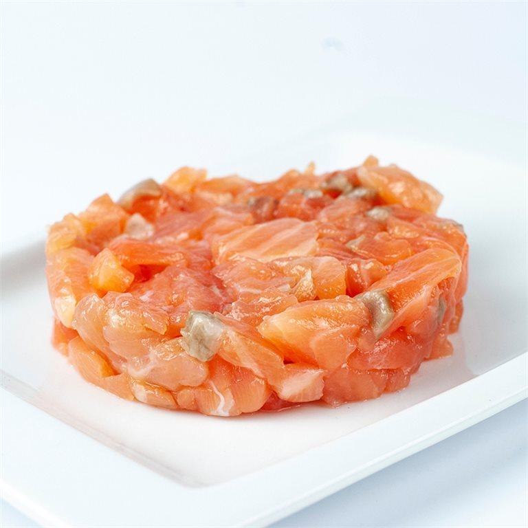 Tartar Salmón 80 gr (ref. 010302)