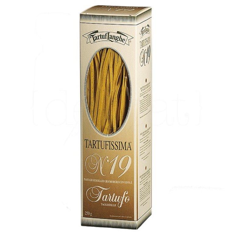 Tartufissima N°19 Tagliatelle con trufa 250gr. Tartuflanghe. 12un., 1 ud