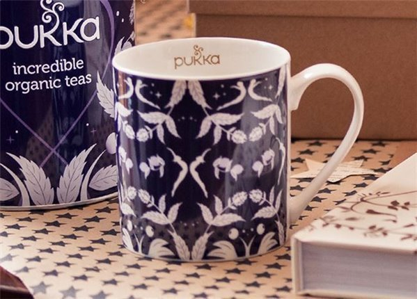Taza Mug Winter Collection Purpura