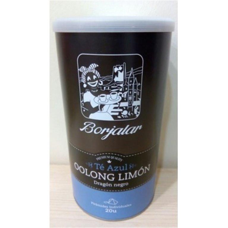 Té azul Oolong Limón Borjalar, 1 ud