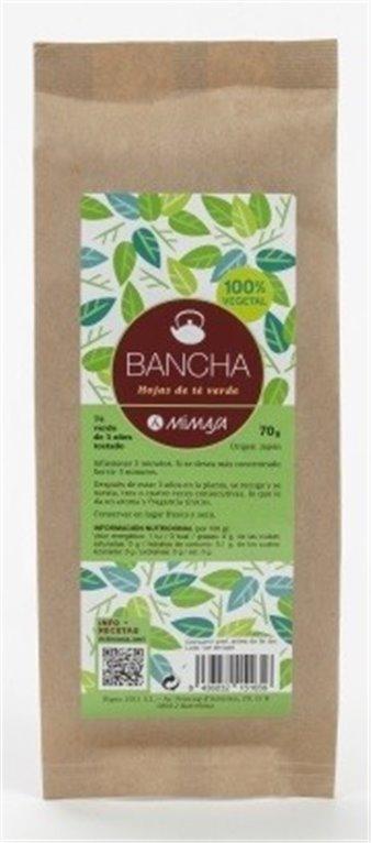Té Bancha Bio 100g, 1 ud