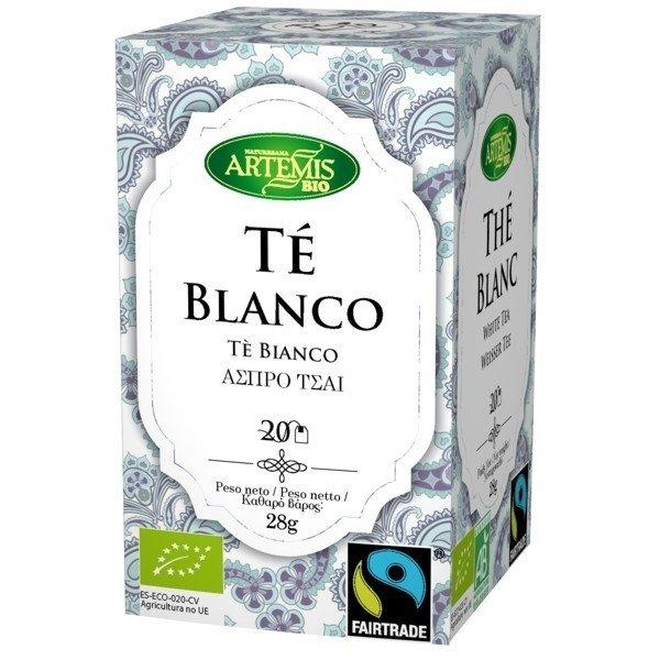 Té Blanco Bio 28g (20tb)