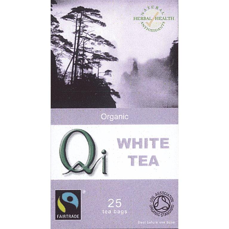 Té Blanco Bio 40g (25tb), 1 ud