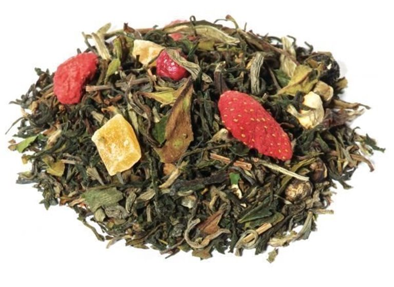 Té Blanco del Dragon Pai Mu Tan _ Mao Feng