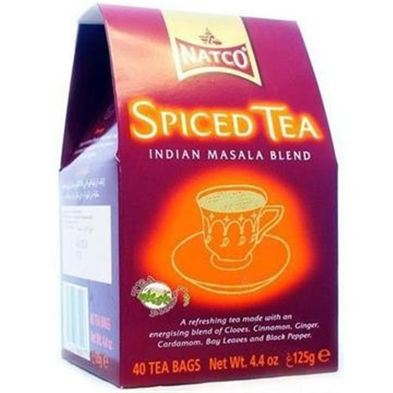 Té con Especias Indian Masala Blend 125g (40tb)