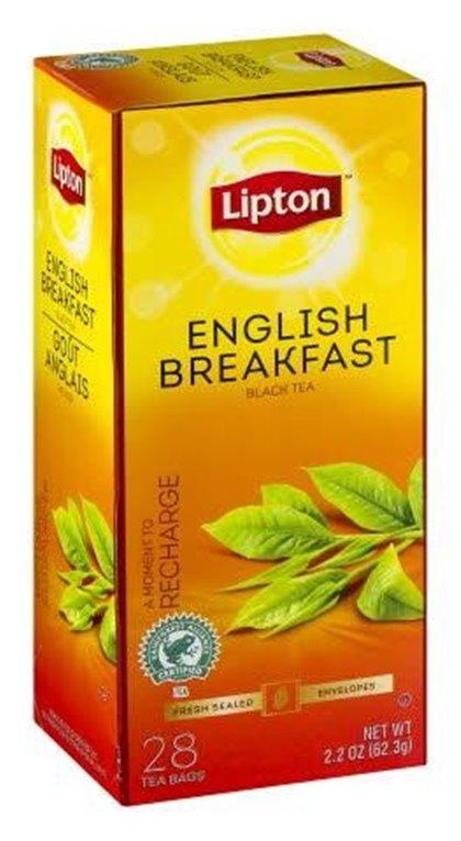Té English Breakfast 25tb, 1 ud