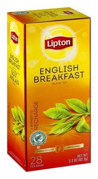 Té English Breakfast 25tb