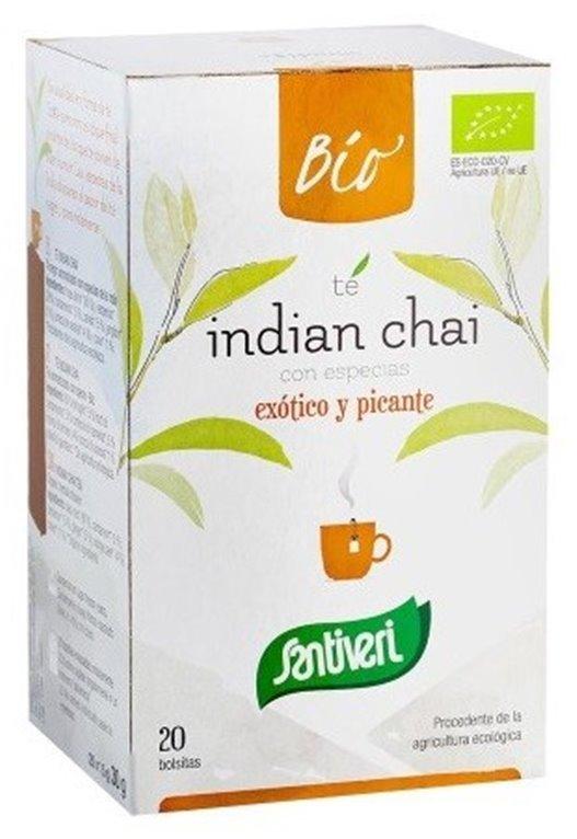 Té Indian Chai Bio 20tb, 1 ud
