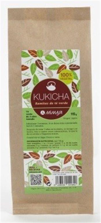 Té Kukicha Bio 100g, 1 ud