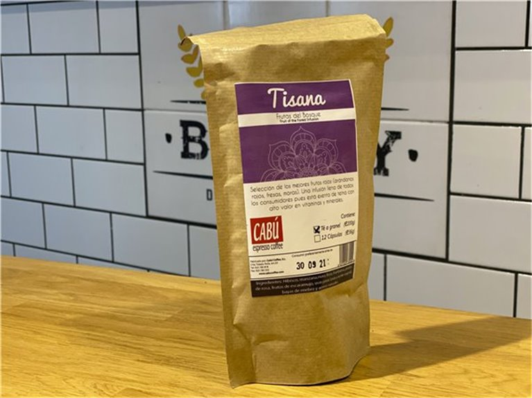 Té Natural Tisana