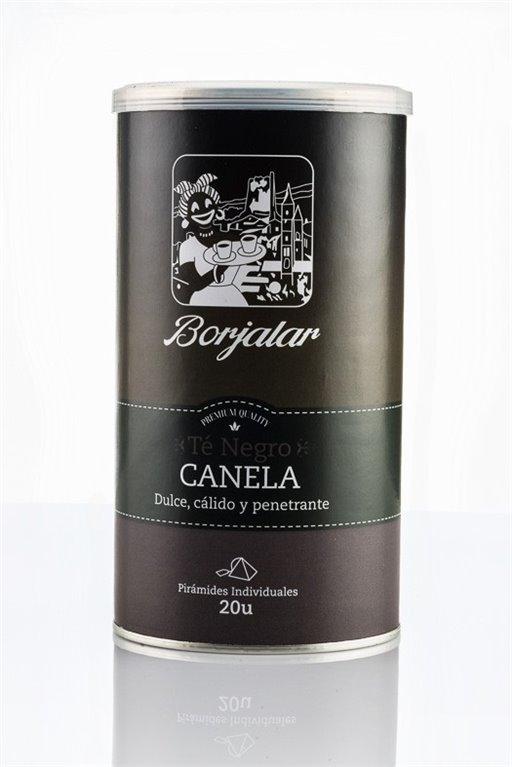 Té negro Canela Borjalar