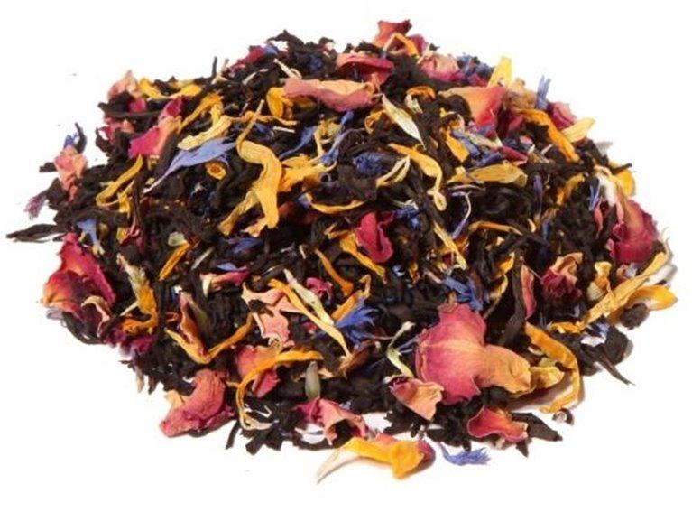 Té Negro Ceylon Mango y Bergamota