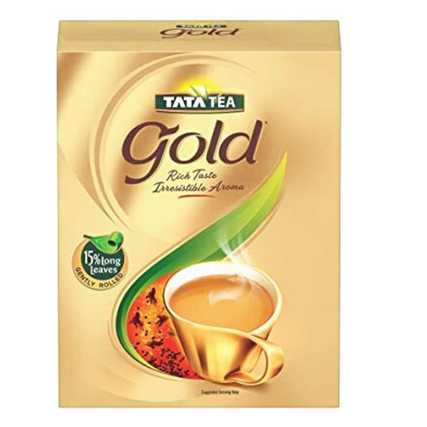 Te negro hoja suelta Tata | Tea Loose Tata Gold 900g