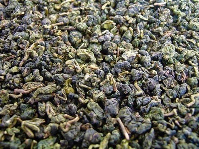 Té Oolong (Azul), bandeja 100 gramos, 1 ud