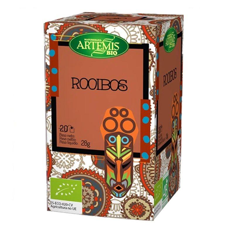 Té Rooibos Bio 28g (20tb)