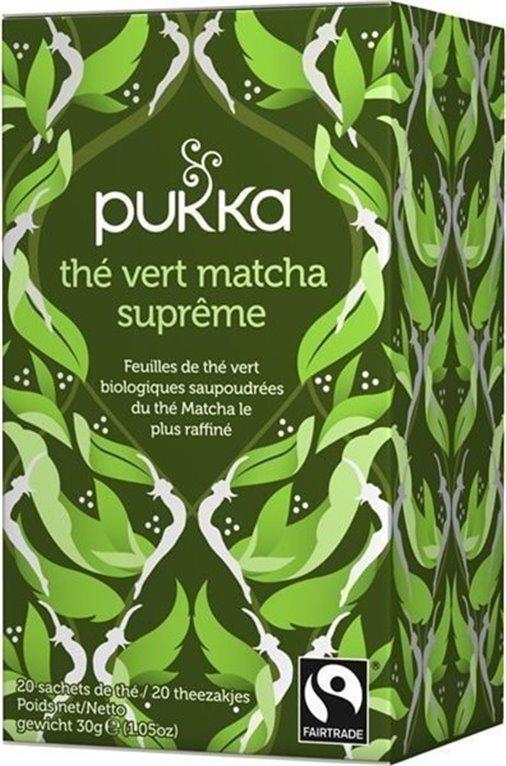 Té Suprem Matcha green, 30 gr