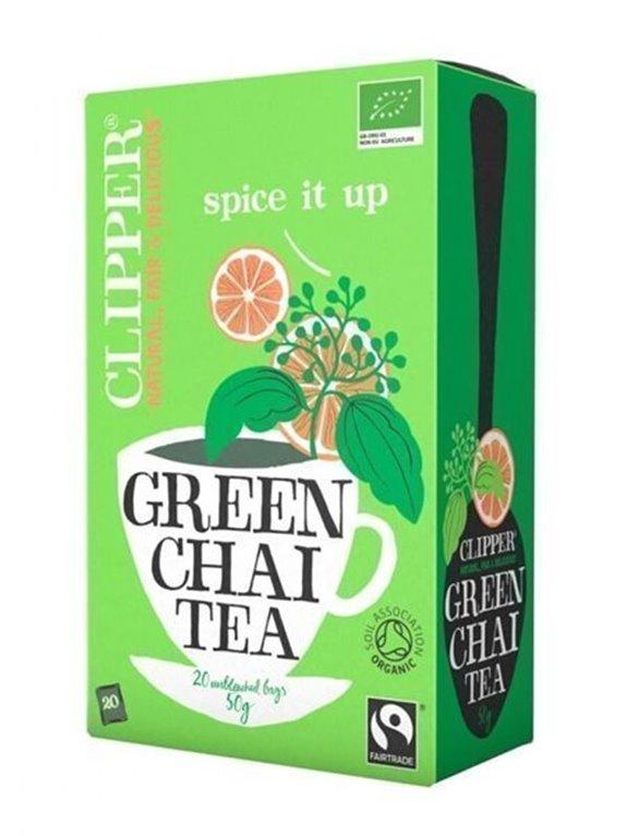Té Verde chai, 50 gr