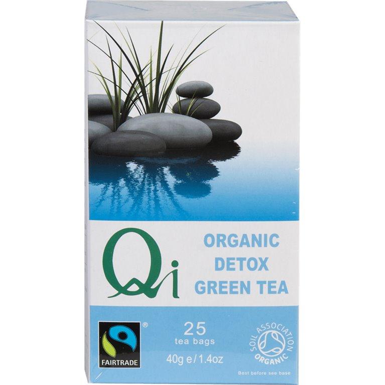 Té Verde Chino Desintoxicación Bio 40g (25tb)