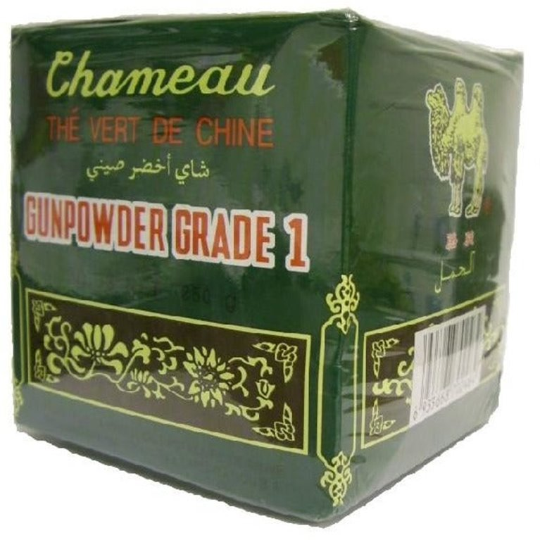 Té Verde Chino Special Gunpowder 200g, 1 ud