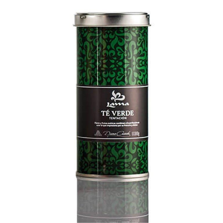 Green tea with ginger and lemon Lama - Bulk 150gr.