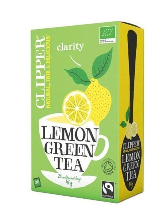 Té Verde con limón, 50 gr