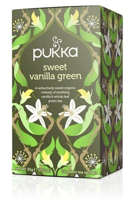 Té verde dulce, 30 gr