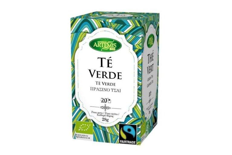 Artemis organic green tea
