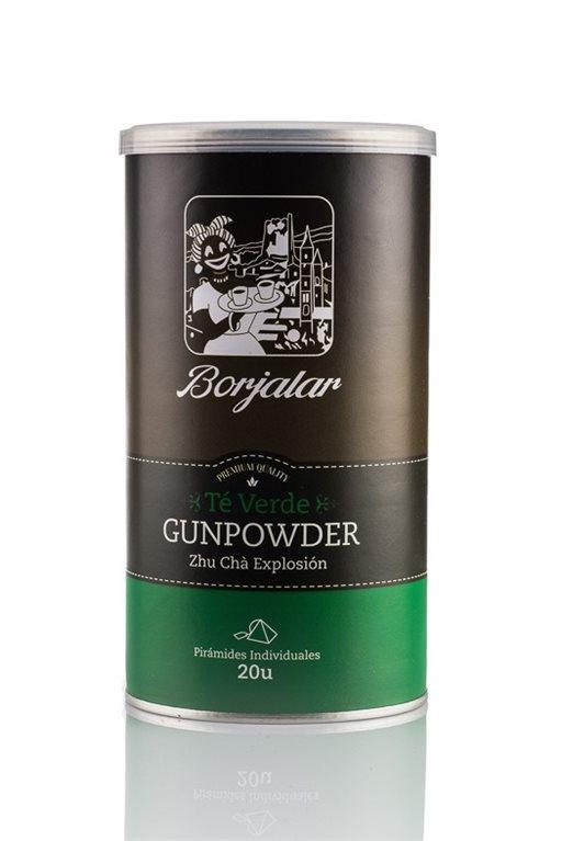 Té verde Gunpowder Borjalar