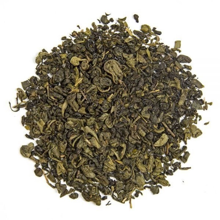 Té verde Gunpowder Nana Mint BIO