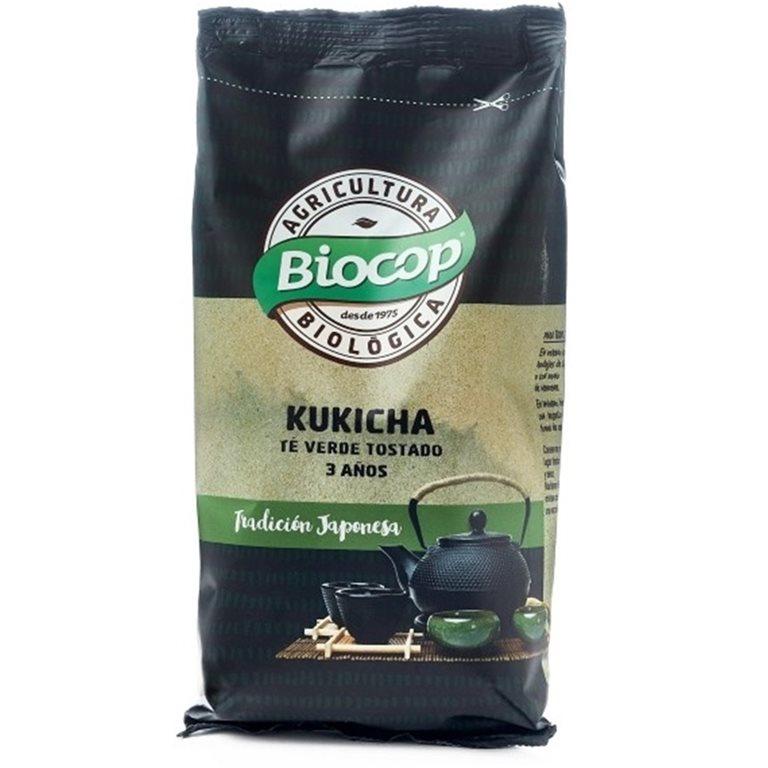 Té Verde Kukicha Bio 75g