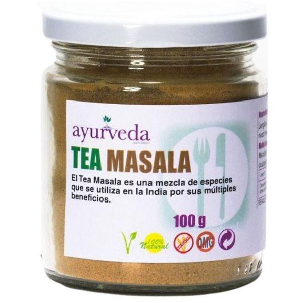 Tea Masala en Polvo Ayurveda 100g