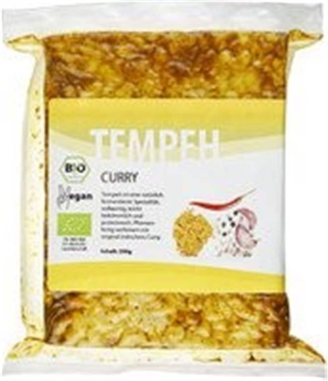 Tempeh Curry, 1 ud