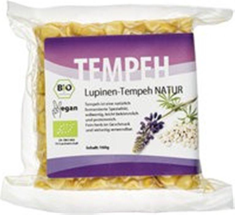 Tempeh Lupino Natural, 1 ud