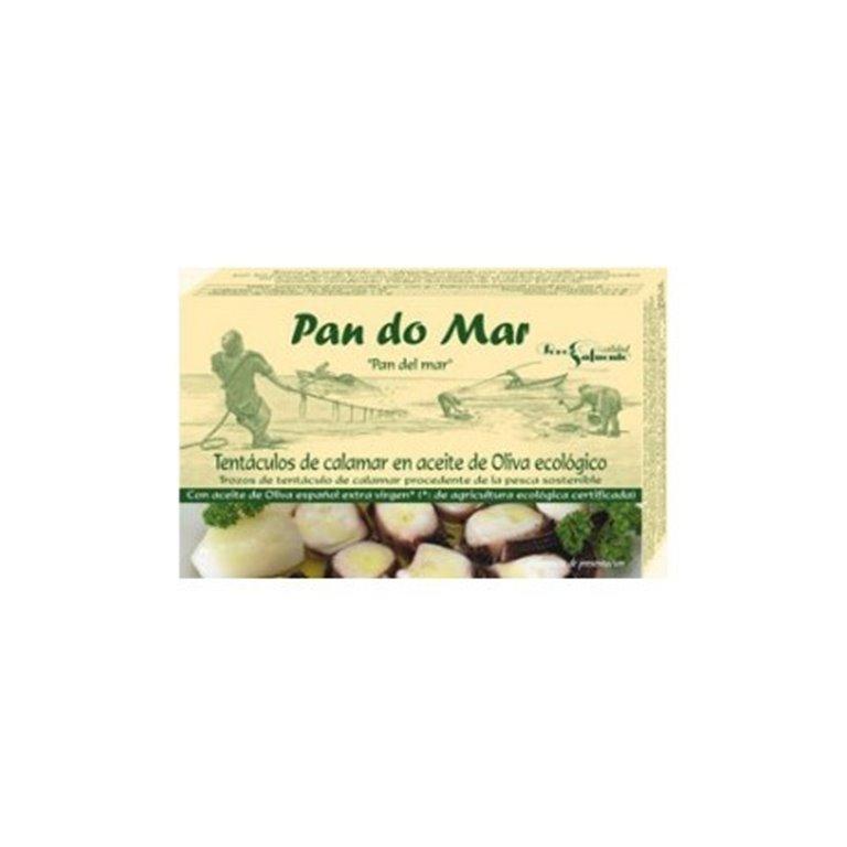 Tentaculos De Calamar En Aceite De Oliva