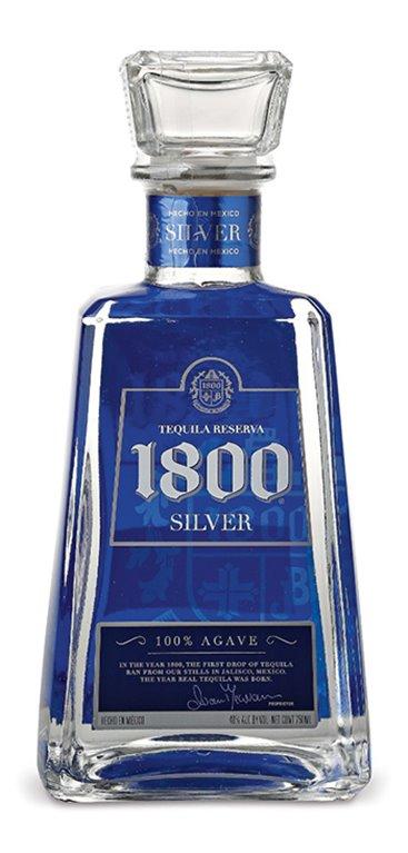 Tequila 1800 Cristalino Añejo