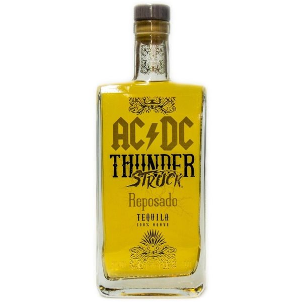 AC/DC THUNDERSTRUCK REPOSADO 0,70 L.