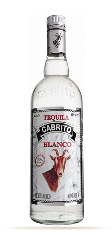 Tequila Cabrito Blanco