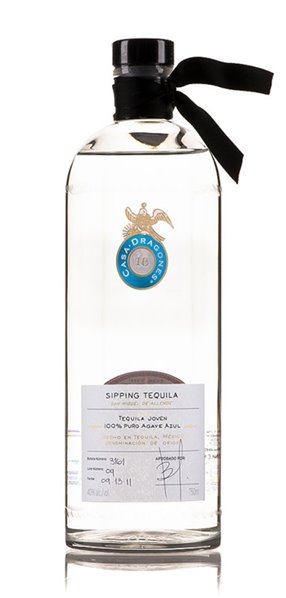Tequila Casa Dragones Joven